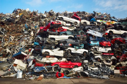 Junk Cars Images How it Works
