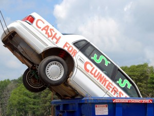 cash for junk car