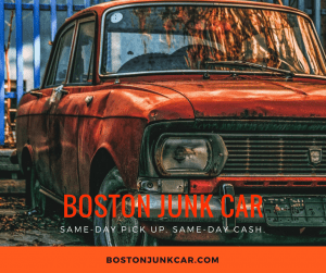 Boston Junk Car - Same Day Cash